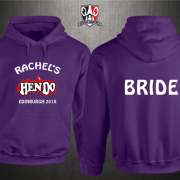 Grease Hen Party Hoodie