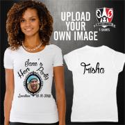 Mirror hen party t-shirt