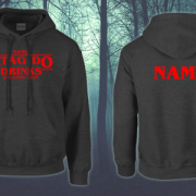 STAG DO DRINKS HOODIES