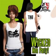 wicked hen t vest