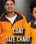 Coat Size Tab