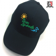 Cap Custom Embroidered Logo Example