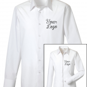 Custom Work Shirt White