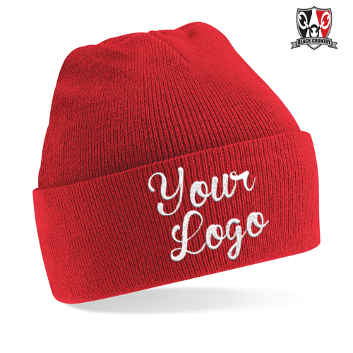 embroidered-beanie-red