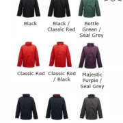 Coat Colours