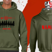 Magnificent Seven Stag Hoodie