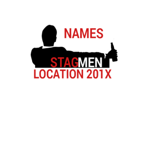 Stag Men Stag Night T Shirts