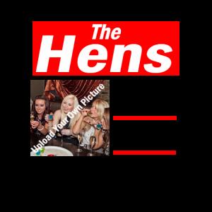 The Hens Newspaper T-Shirt