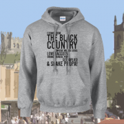 BLACK COUNTRY I COME FROM HOODIE