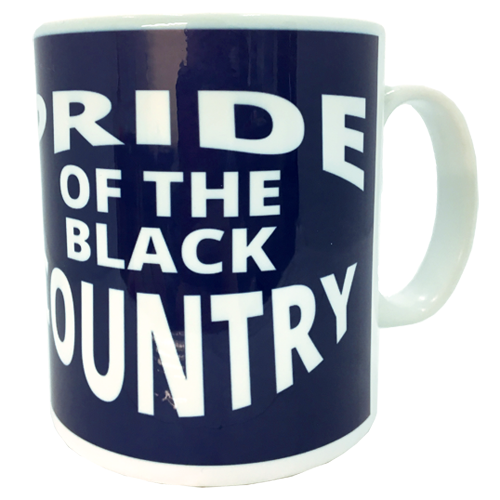 Pride Of The Black Country West Brom Mug