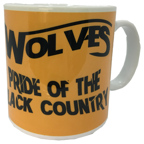 Pride Of The Black Country Wolverhampton Mug