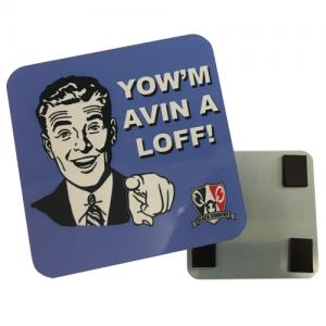 FRIDGE MAGNET YOWM AVIN A LOFF