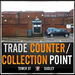 Trade Counter / Collection Pont