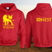 GAME OF THRONES LANNISTER STAG HOODIE