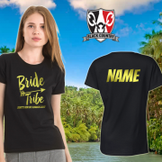 HEN DO BRIDE TRIBE T SHIRTS