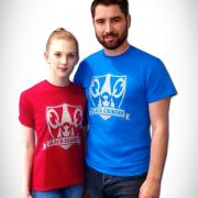 Shield Logo T Shirts