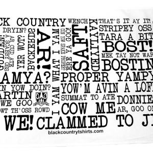 Black Country Word Jumble