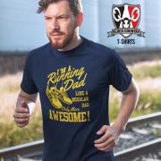 Running Dad T Shirt