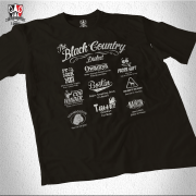 Black Country Dialect T Shirt