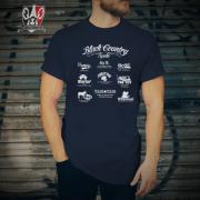 Black Country Spake T Shirt