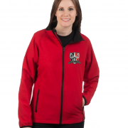 Black Country Softshell Red