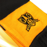 Black Country Gold Scarf