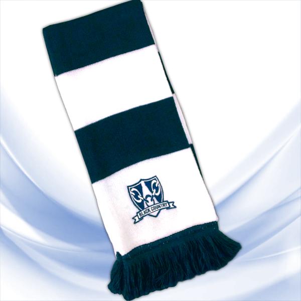 navy-white-scarf