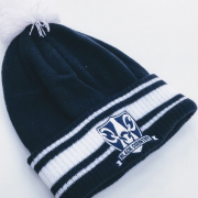 Black Country Stadium Beanie - WB