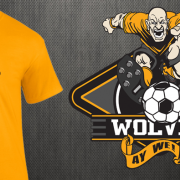 Wolves Ay We T Shirt