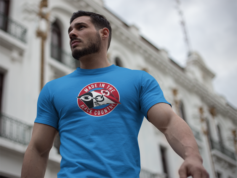 Made In The Black Country T Shirt