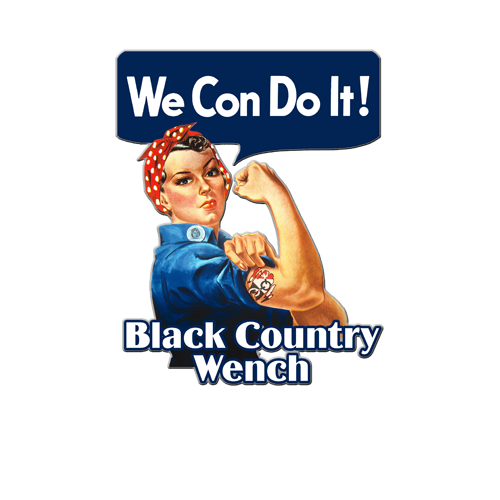 We Con Do It - Black Country Wench