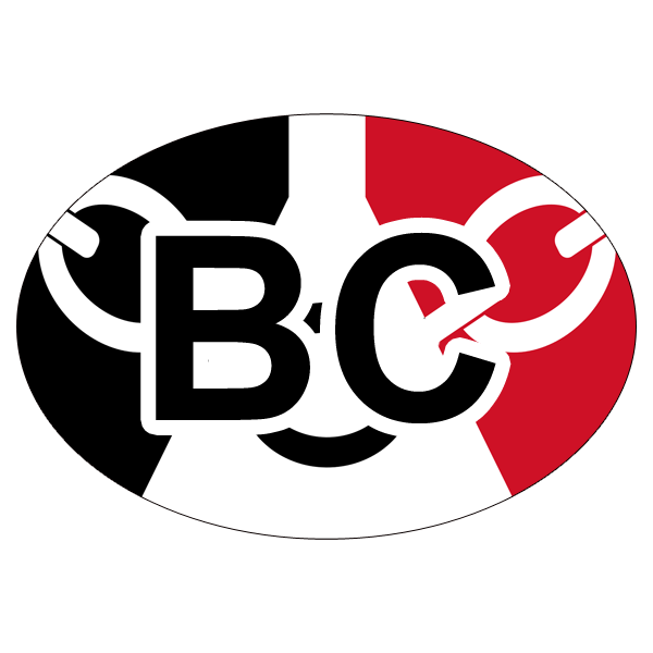 BC Car Sticker