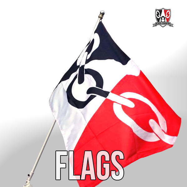 Black Country Flags