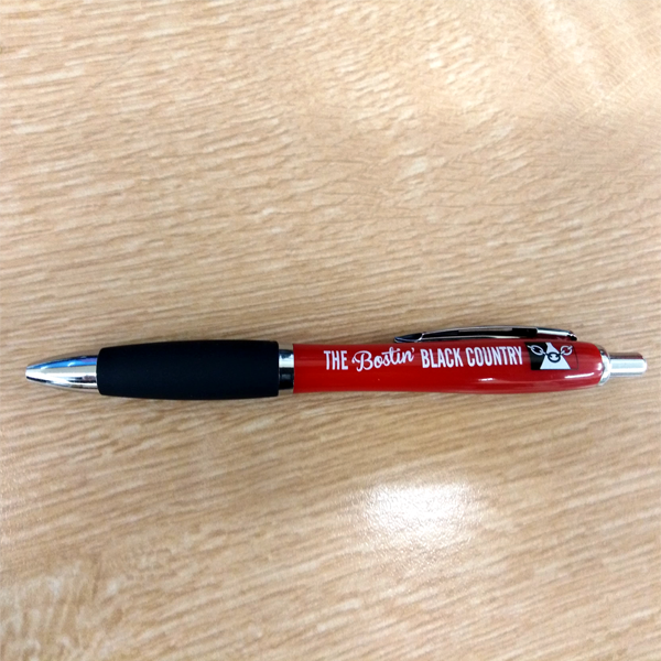 Black Country Pen