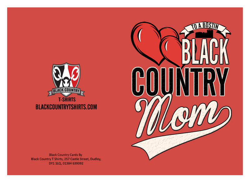Black County Mom Card Preview