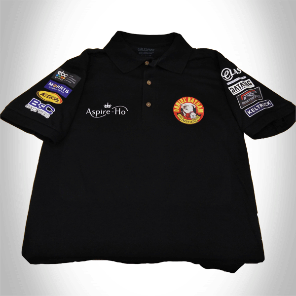 Bathams Racing Official Polo Shirt