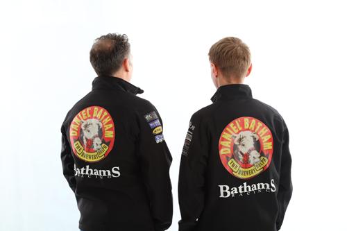 Bathams Jacket BACK 2019