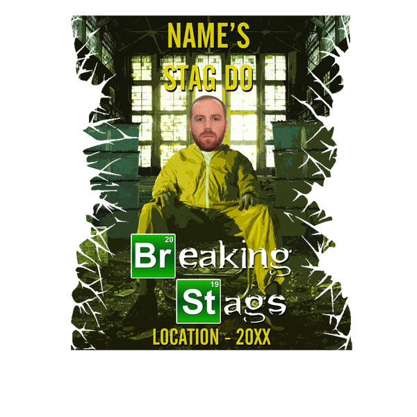 BREAKING BAD PARODY STAG DO