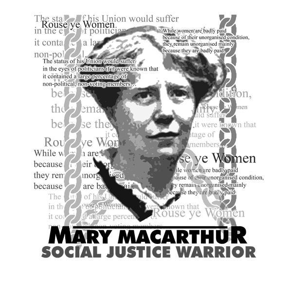 Mary Macarthur Activist