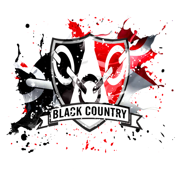 Splash design Black Country