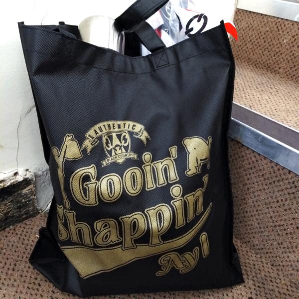 Gooin Shappin Bag