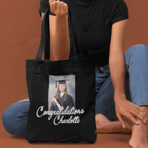 Persnalised Graduation Bag