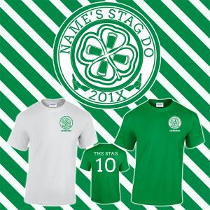Scottish football stag do celtic