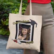 Personalised Graduation Bag